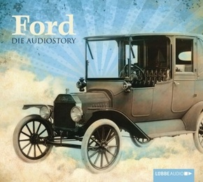 FORD - Die Audiostory, 2 Audio-CDs