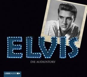 Elvis - Die Audiostory, 2 Audio-CDs