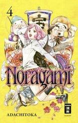 Noragami - Bd.4