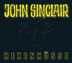 John Sinclair - Hexenküsse, 2 Audio-CDs