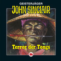 Terror der Tongs, 1 Audio-CD - Tl.2