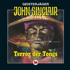 Terror der Tongs, 1 Audio-CD - Tl.2