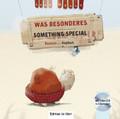 Was Besonderes, m. Audio-CD, Deutsch-Englisch