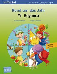 Rund um das Jahr, Deutsch-Türkisch - Yil Boyunca