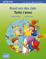 Rund um das Jahr,  Deutsch-Italienisch - Tutto l'anno