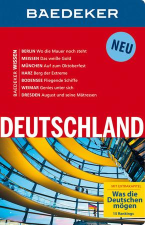 Baedeker Reiseführer - Deutschland