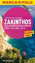Marco Polo Reiseführer Zakinthos, Ithaki, Kefallonia, Lefkas