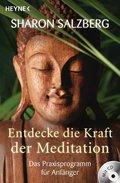 Entdecke die Kraft der Meditation, m. Audio-CD