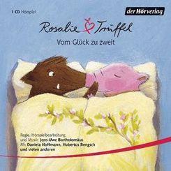 Rosalie & Trüffel - Vom Glück zu zweit, 1 Audio-CD