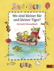 Wo sind kleiner Bär und kleiner Tiger?