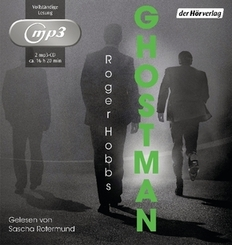 Ghostman, 2 MP3-CDs