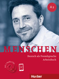 Menschen - Deutsch als Fremdsprache: Arbeitsbuch, m. 2 Audio-CDs; Bd.A2