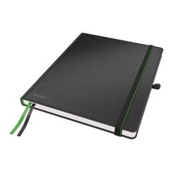 Leitz Notizbuch Complete iPAD kariert schwarz