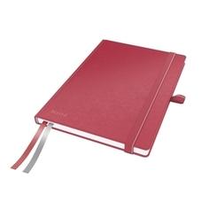 Leitz Notizbuch Complete A5 kariert rot