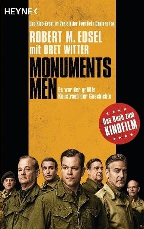 Monuments Men - Die Jagd nach Hitlers Raubkunst
