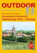 Deutschland, Frankreich: Jakobsweg Trier-Vézelay