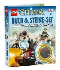 LEGO® Legends of Chima Buch & Steine-Set