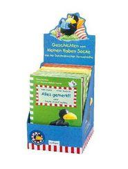 Geschichten vom kleinen Raben Socke - Box mit 30 Minibüchern (6 Titel je 5x)