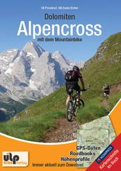 Dolomiten: Alpencross mit dem Mountainbike