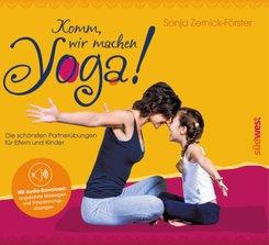 Komm, wir machen Yoga!, m. 1 Audio-CD