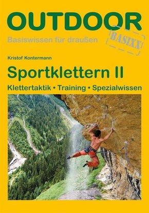 Sportklettern II - Bd.2