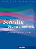 Schritte - Deutsch als Fremdsprache: Übungsgrammatik mit CD-ROM, Spanische Fassung; Bd.1-6