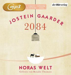 2084, Noras Welt, 1 MP3-CD