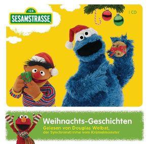 Sesamstraße Weihnachts-Geschichten, Audio-CD