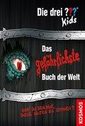 Die drei ???-Kids - Das gefährlichste Buch der Welt