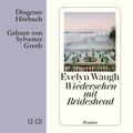 Wiedersehen mit Brideshead, 12 Audio-CDs