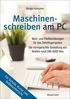 Maschinenschreiben am PC