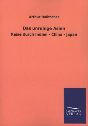 Das unruhige Asien