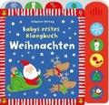 Babys erstes Klangbuch: Weihnachten, m. Soundeffekten
