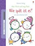 Mein Wisch-und-weg-Buch, Wie spät ist es?