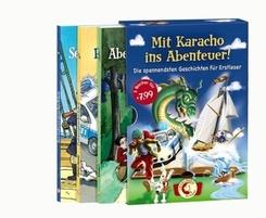 Leselöwen - Mit Karacho ins Abenteuer!; .