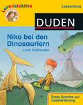Niko bei den Dinosauriern
