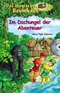 Im Dschungel der Abenteuer, m. Audio-CD