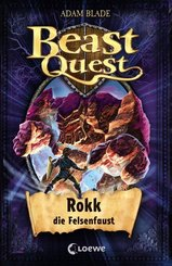 Beast Quest - Rokk, die Felsenfaust