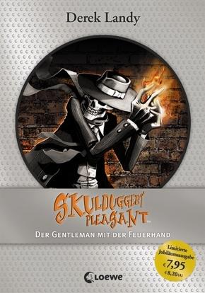 Skulduggery Pleasant - Der Gentleman mit der Feuerhand, Jubiläums-Ausgabe
