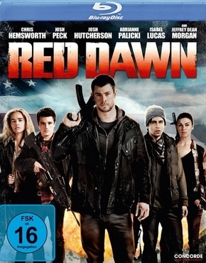 Red Dawn, 1 Blu-ray