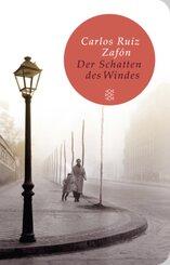 Der Schatten des Windes (Fischer Taschenbibliothek)