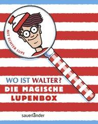 Wo ist Walter, Die Magische Lupenbox, 5 Bde.
