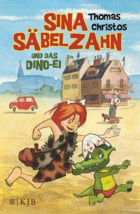 Christos, Sina Säbelzahn und das Dino-Ei