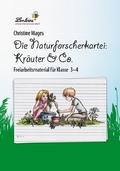 Die Naturforscher-Kartei: Kräuter & Co.