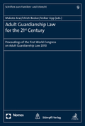 Adult Guardianship Law for the 21st Century