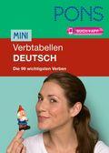 PONS Mini Verbtabellen Deutsch