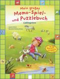 Mein großes Memo-Spiel- und Puzzlebuch, Lieblingstiere