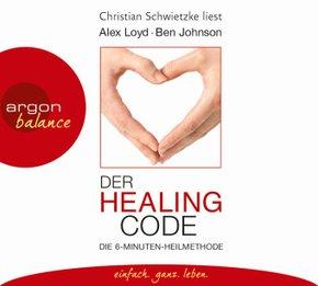 Der Healing Code, 2 Audio-CDs