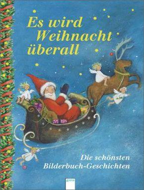 Es wird Weihnacht überall