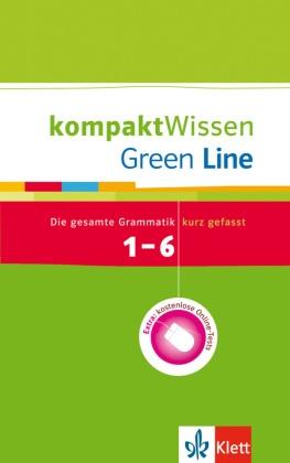 Green Line, Neue Ausgabe für Gymnasien: kompaktWissen Green Line